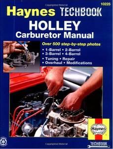 Bilde av Holley Carburetor Manual (USA)