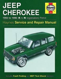 Bilde av Jeep Cherokee Petrol (93 - 96) K