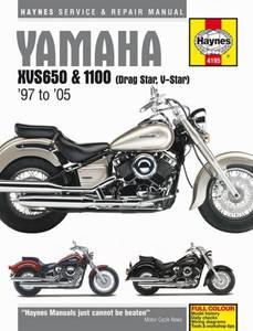 Bilde av Yamaha XVS650 & 1100 Drag
