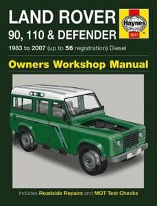Bilde av Land Rover 90, 110 & Defender