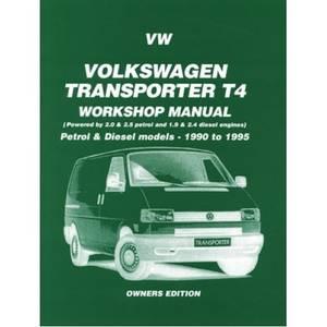 Bilde av VW Transporter T4 Petrol and