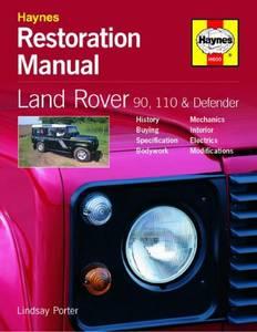 Bilde av Land Rover 90, 110 and Defender