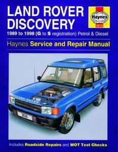 Bilde av Land Rover Discovery Petrol and