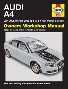 Bilde av Audi A4 Petrol & Diesel (Jan 05