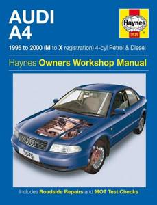 Bilde av Audi A4 Petrol and Diesel (95 -