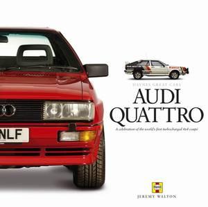 Bilde av Audi Quattro: Haynes Great Cars