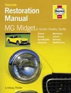 Bilde av MG Midget & Austin-Healey Sprite