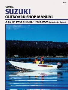 Bilde av Clymer Manuals Suzuki 2-65 HP,
