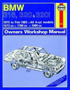 Bilde av BMW 316, 320 and 320i (4-cyl)
