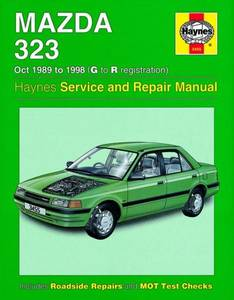Bilde av Mazda 323 (Oct 89 - 98) G to R