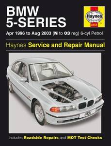 Bilde av BMW 5-Series Petrol (April 96 -