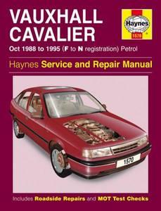 Bilde av Haynes, Vauxhall Cavalier Petrol