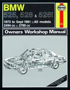 Bilde av BMW 525, 528 and 528i (73 - Sept
