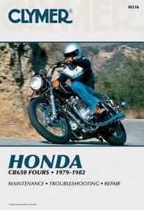 Bilde av Clymer Manuals Honda CB650