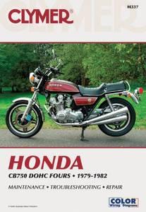 Bilde av Clymer Manuals Honda CB750 DOHC