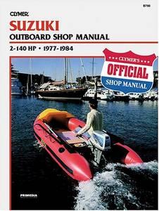 Bilde av Clymer Manuals Suzuki 2-140 HP,