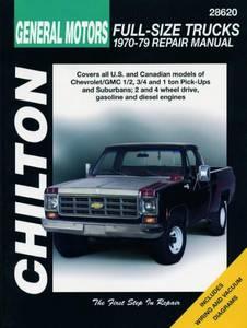 Bilde av Chevrolet & GMC Pick-Ups (70 -