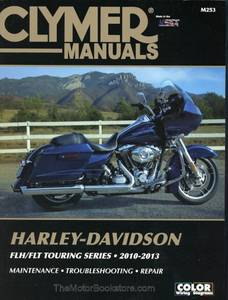 Bilde av Harley-Davidson FLH/FLT Touring