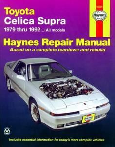 Bilde av Toyota Celica Supra (79 - 92)