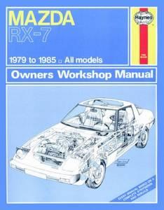 Bilde av Mazda RX-7 (79 - 85) up to C,