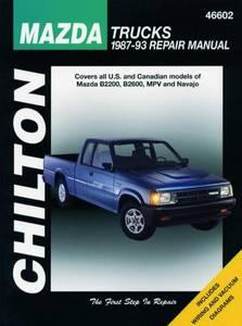 Bilde av Mazda Trucks (87 - 93) (Chilton