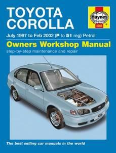 Bilde av Toyota Corolla Petrol (June 97 -