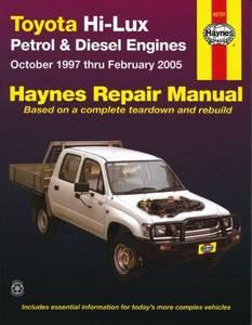 Bilde av Toyota Hi-Lux Petrol & Diesel