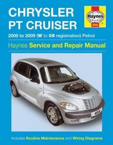 Bilde av Chrysler PT Cruiser Petrol (00 -