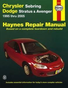 Bilde av Chrysler Sebring/Dodge Stratus &