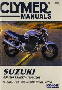 Bilde av Clymer Manuals Suzuki GSF1200