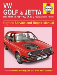 Bilde av Haynes, Volkswagen Golf and