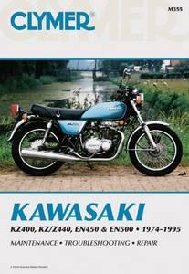 Bilde av Clymer Manuals Kawasaki KZ400,