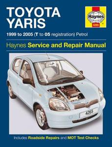Bilde av Toyota Yaris Petrol (99 - 05) T