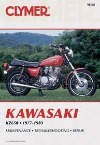 Bilde av Clymer Manuals Kawasaki KZ650