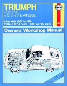 Bilde av Triumph GT6 and Vitesse (62 - 74