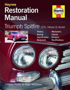 Bilde av Triumph Spitfire, GT6, Vitesse &