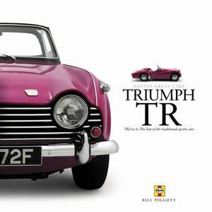 Bilde av Triumph TR: Haynes Great Cars