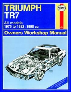 Bilde av Triumph TR7 (75 - 82) up to Y