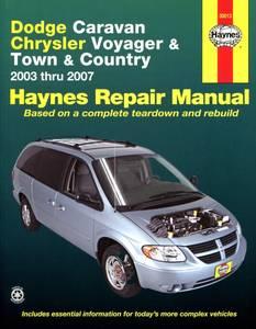 Bilde av Dodge Caravan & Chrysler Voyager