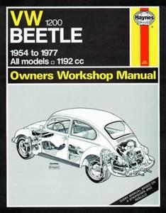 Bilde av Volkswagen Beetle 1200 (54 - 77)