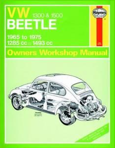 Bilde av Volkswagen Beetle 1300 and 1500