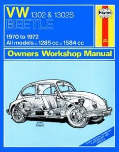 Bilde av Volkswagen Beetle 1302 and 1302S