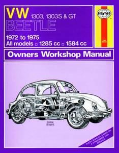 Bilde av Volkswagen Beetle 1303, 1303S