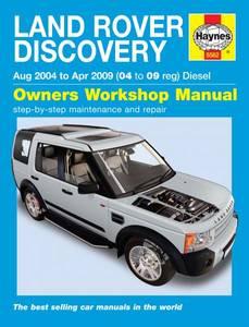 Bilde av Haynes, Land Rover Discovery