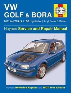 Bilde av Volkswagen Golf & Bora 4-cyl