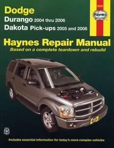 Bilde av Dodge Dakota & Durango (04 - 11)
