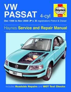 Bilde av Volkswagen Passat 4-cyl Petrol