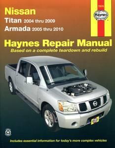 Bilde av Nissan Titan & Armada (04 to 10)