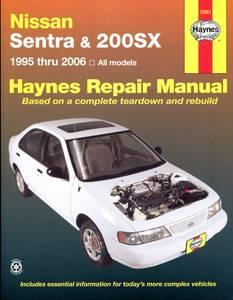 Bilde av Nissan Sentra and 200SX (95 -