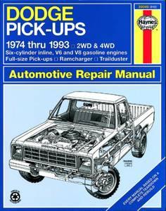 Bilde av Dodge Pick-ups (74 - 93) (USA)